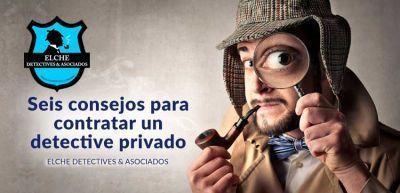 Seis Consejos para contratar un detective privado