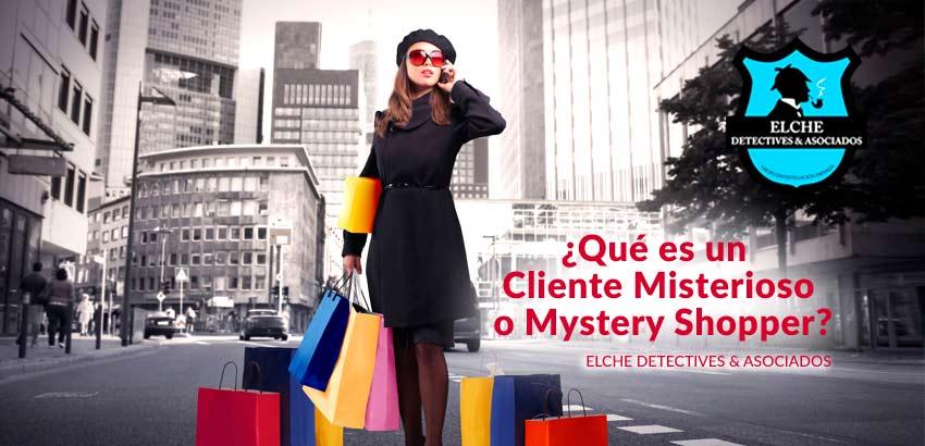 El cliente misterioso o mystery shopper