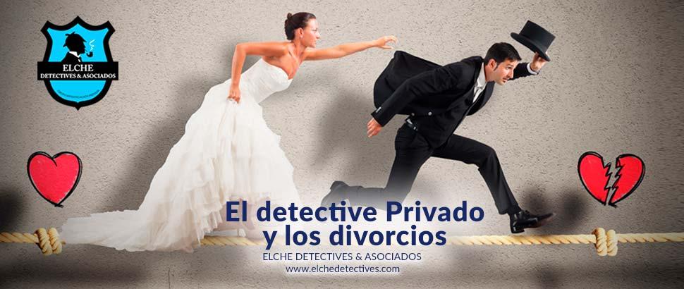El detective privado y los divorcios