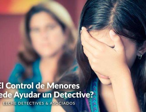 Control de Menores ¿Puede ayudar un detective?