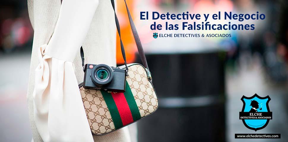El Detective y el negocio de las falsificaciones