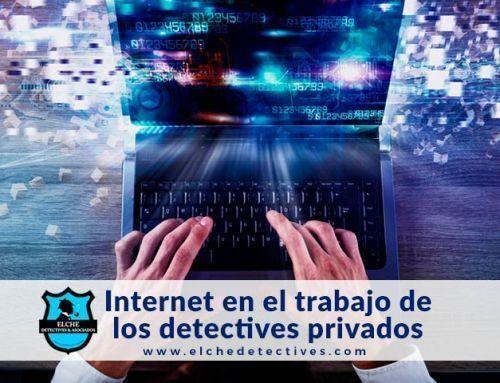 Internet en el trabajo de los detectives privados