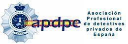 Logo Asociación Profesional de Detectives Privados España