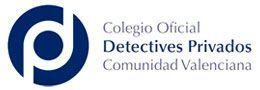 Logo Colegio Oficial Detectives Privados Comunidad Valenciana