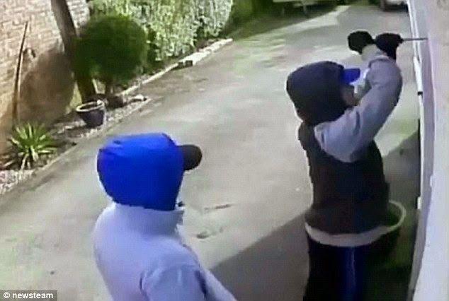 evitar robos en verano